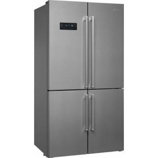 SMEG side-by-side koelkast rvs FQ60XDAIF