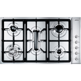 SMEG kookplaat inbouw GKC95-3NLK