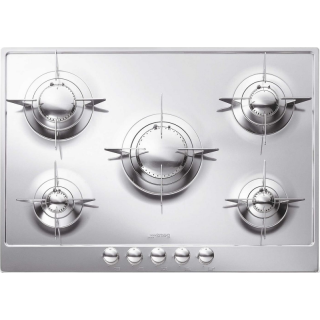 SMEG kookplaat inbouw PNL705ES