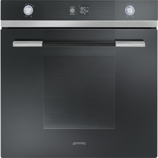 SMEG oven inbouw zwart SF122N