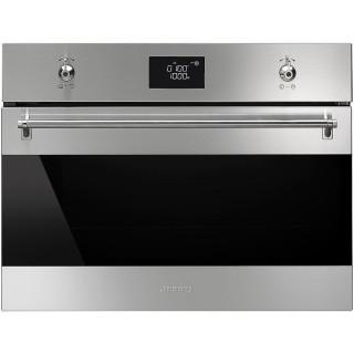 SMEG magnetron met grill inbouw SF4390MX