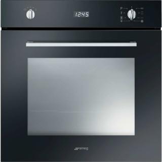 SMEG oven inbouw zwart SFP485N