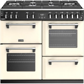STOVES fornuis Richmond S1000 DF Deluxe GTG creme