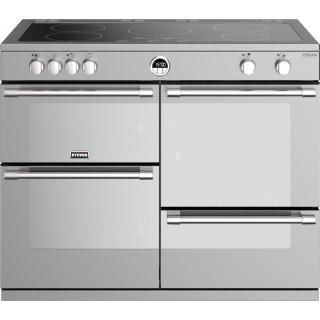 STOVES fornuis inductie Sterling S1100 Ei Deluxe rvs