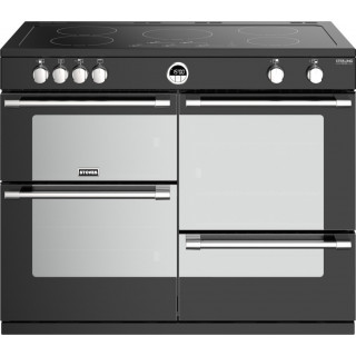 STOVES fornuis inductie Sterling S1100 Ei Deluxe zwart