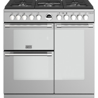 STOVES fornuis Sterling S900 DF rvs