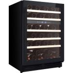 IOMABE wijnkoelkast onderbouw zwart IOW150DDBB-BG