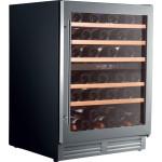 IOMABE wijnkoelkast onderbouw rvs IOW150DDSS