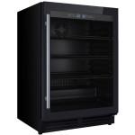 IOMABE koelkast onderbouw zwart IOB150BB
