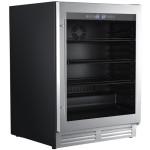 IOMABE koelkast onderbouw rvs IOB150SS