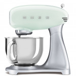 SMEG keukenmachine groen SMF02PGEU