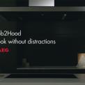 Aeg HK6542H0XB inductie kookplaat