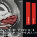Aeg T65289NAC condens droger