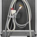 AEG FEE63606PM inbouw vaatwasser - half geintegreerd