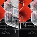 AEG FEE83806PM inbouw vaatwasser met ComfortLift - rvs bedieningspaneel