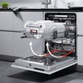 AEG FSE63807P inbouw vaatwasser met Comfortlift