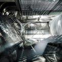 Atag DW7114OXB onderbouw vaatwasser - roestvrijstaal - besteklade