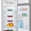 Hisense RT267D4ADF dubbeldeurs koelkast - rvs-look