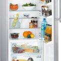 Liebherr KBes3160 rvs koelkast met BioFresh