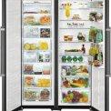 Liebher SBSbs7263 side-by-side koelkast