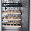De Liebherr WTI2050 inbouw wijnkoelkast biedt ruimte aan 55 flessen