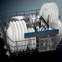 Siemens SE43HS60AE onderbouw vaatwasser - rvs front