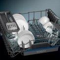 Siemens SE53HS60AE inbouw vaatwasser - half geïntegreerd