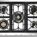 Kookgedeelte van de Steel A10FF-4M Ascot