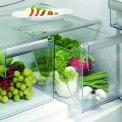 De Aeg S53820CTW2 koelkast wit beschikt over een verszone voor uw groenten