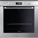 Whirlpool AKZM8790IX inductie oven