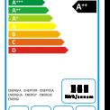 Energielabel Asko D5554 XL inbouw vaatwasser