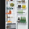 De Bauknecht KR PLATINUM SW koelkast heeft een inhoud van 371 liter