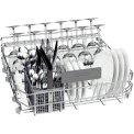 De onderkorf van de Bosch SMI86N05EU inbouw vaatwasser met bestekkorf
