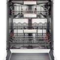 De Bosch SMS88TI01E vaatwasser vrijstaand heeft een capaciteit van 14 standaard couverts