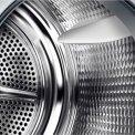 De Bosch WTW83272NL droger warmtepomp heeft een capaciteit van 7 kg