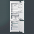 De Smeg CR325PNFZ  beschikt over een extra fresh zone voor het langer bewaren van groente en fruit