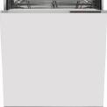 Asko D5554 Fi XXL inbouw vaatwasser verhoogd