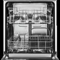 Het interieur van de Electrolux ESF5511LOX rvs vaatwasser