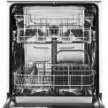 De Electrolux ESI5530LOX inbouw vaatwasser heeft een capaciteit van 13 couverts