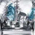 De binnenzijde van de BAUKNECHT inbouw vaatwasser GCXP 71102 A+