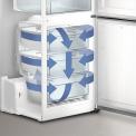 Liebherr CNPef4833-20 koelkast - koel/vriescombinatie - roestvrijstaal