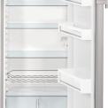 Liebherr Kel2834-20 koelkast - 140 cm. hoog - rvs-look / staalgrijs