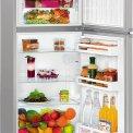 De Liebherr CTPsl2521 koelkast heeft een totale inhoud van 235 liter