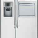 Mabe MEM30VHD SSF rvs amerikaanse koelkast