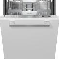 Miele G7166 SCVi XXL verhoogde inbouw vaatwasser met 3D besteklade