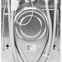 Foto van de achterzijde van de Miele WEF375WPS wasmachine