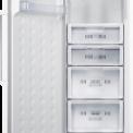 Afbeelding van de binnenzijde van de Samsung RZ28H6005WW vriezer / vrieskast wit