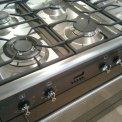 De DS96MFA7 beschikt over een programmeerbare timer  voor het instellen van de start- en eindtijd van de oven