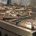 Bij dagelijks gebruik worden veelal de vier normale branders gebruikt. Doordat de wokbrander in het midden geplaatst is, beschikken de normale branders over veel panruimte.
