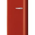 Smeg CVB20LR1 vrieskast rood - linksdraaiend